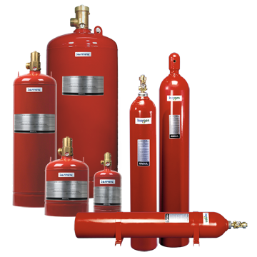 Inergen Pro Inert Reliable Fire Equipment Company